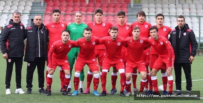 Samsunspor U19  Bayburt Özel İdarespor U19 Maç sonucu : 4-2