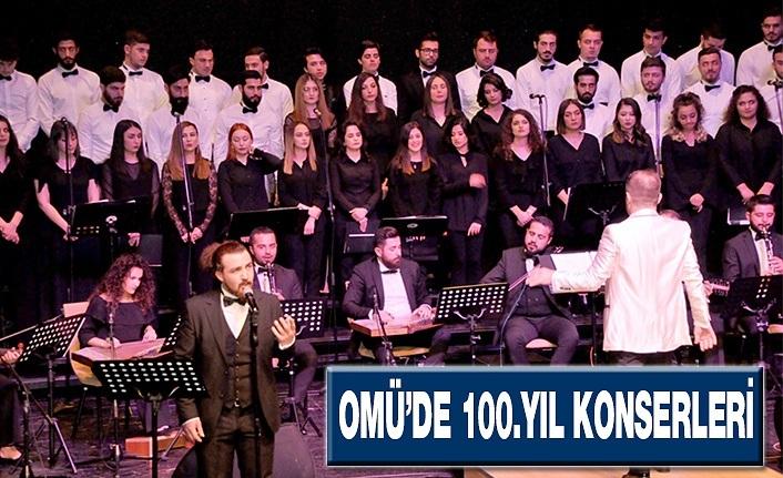100. Yıl Özel Konseri Gönülleri Fethetti