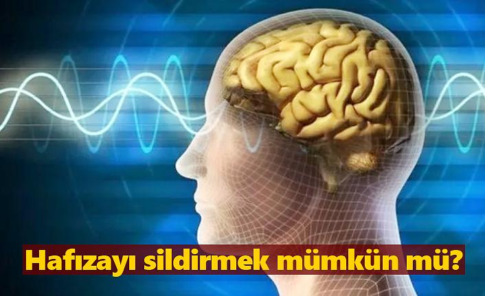 Hafızayı sildirmek mümkün mü?