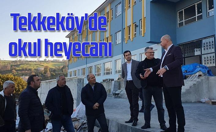 Türkiye'de ilk ve tek Tekkeköy'de açılacak!