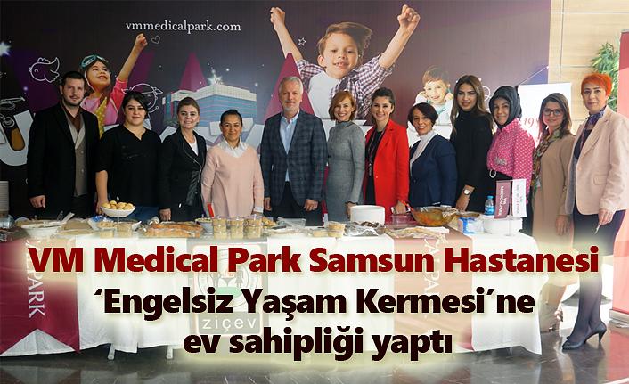 VM Medical Park Samsun'da Anlamlı Kermes