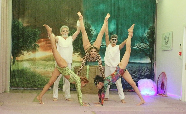 Yoga Koreografi Turnuvası'nda Türk Sporcuların zaferi!