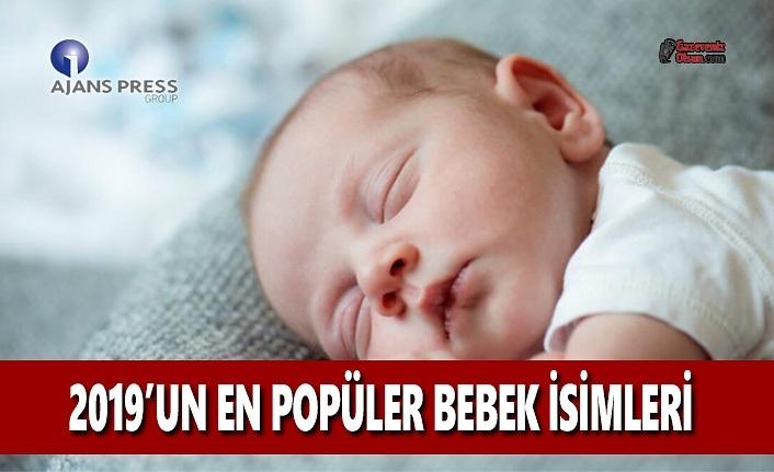 2019'un En Popüler Bebek İsimleri Belli Oldu