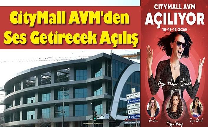 CityMall AVM Ayşe Hatun Önal konseri ile açılıyor!