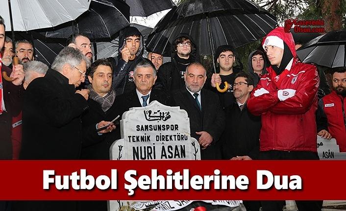 Futbol Şehitlerine Dua