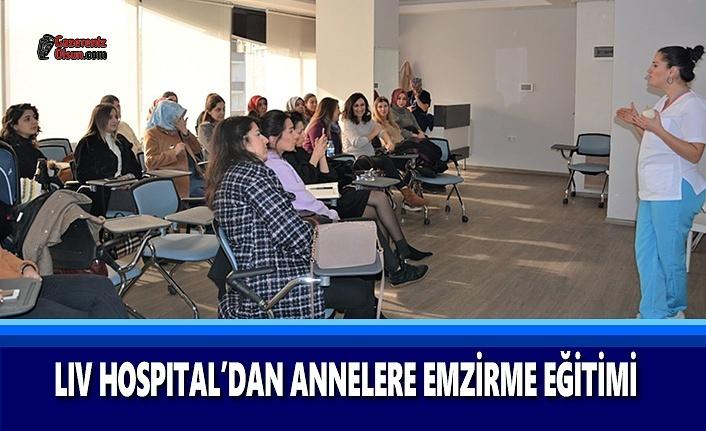 Liv Hospital'dan Annelere Emzirme Eğitimi