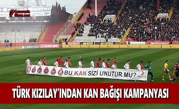Türk Kızılay'ından Kan Bağışı Kampanyası