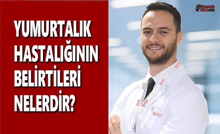 Jinekolojik Onkoloji Cerrahisi Op.Dr. Burak Tatar'dan Yumurtalık Kanseri Uyarısı