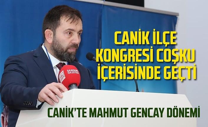 AK Parti Canik İlçe Kongresi yönetim kurulu isim listesi