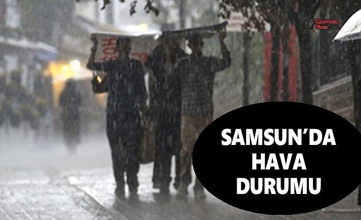 Bugün Samsun'da Hava Nasıl Olacak ? (21 Şubat Cuma) Samsun Hava Durumu