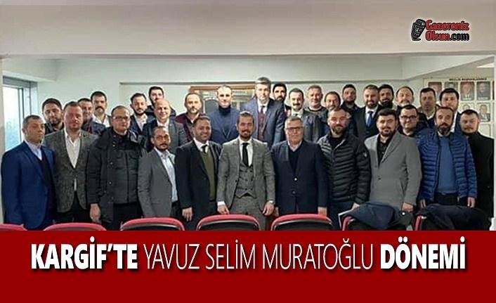 KARGİF Başkanı Yavuz Selim MURATOĞLU oldu