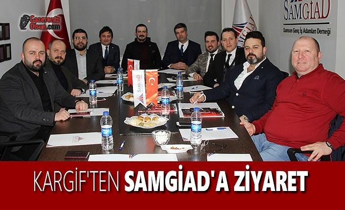 KARGİF'ten SAMGİAD'a Ziyaret