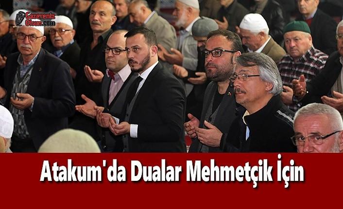 Atakum'da Dualar Mehmetçik İçin