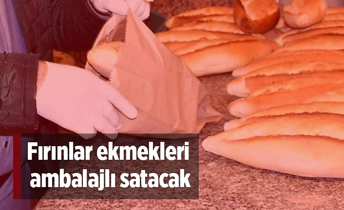 Ekmek satışında yeni dönem resmen başladı
