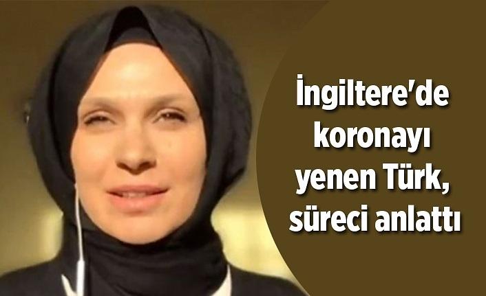 Koronavirüsü yenen Türk, hastalığı nasıl yendiğini açıkladı!