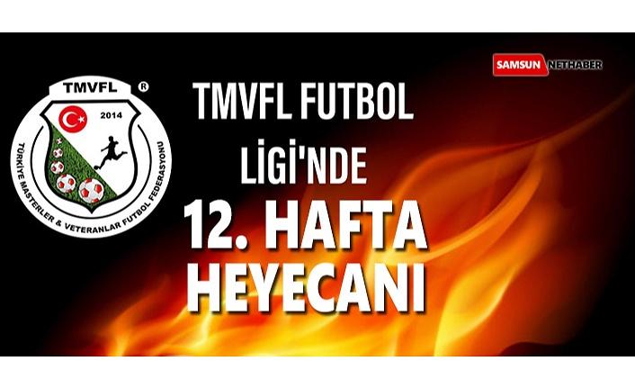 TMVFL Futbol Liginde 12. Hafta Maçları Oynanacak