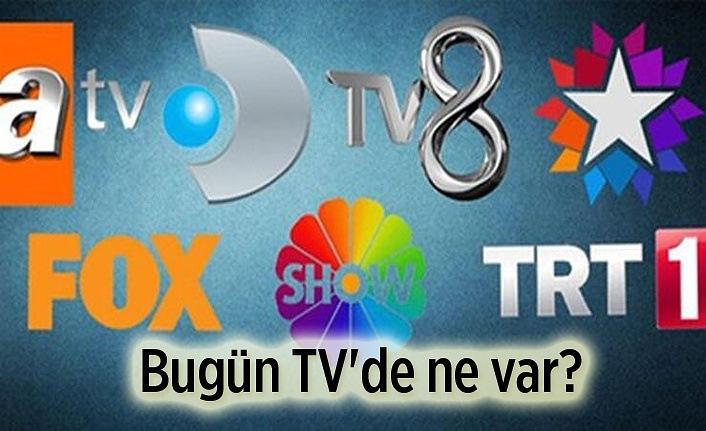 20 Nisan Pazartesi bu akşam TV'de ne var? TV yayın akışı listesi