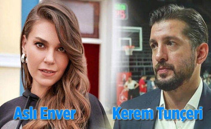 Aslı Enver ile Kerem Tunçeri sevgili mi oldu? Aslı Enver kimdir? Kerem Tunçeri kimdir?