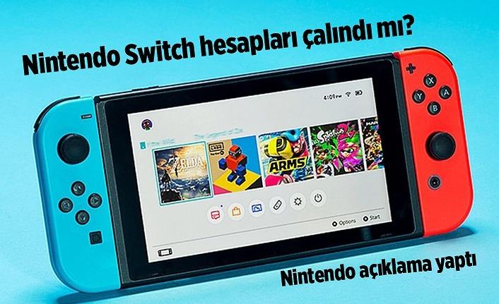 Nintendo Switch hesapları çalındı mı? Nintendo siber saldırı açıklaması