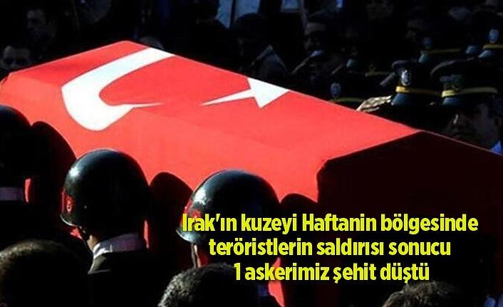 Şehidimizin kanı yerde kalmadı, 12 terörist etkisiz hale getirildi