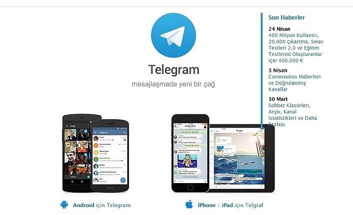 Telegram nedir? Telegram'ın WhatsApp'tan farkı nedir? Telegram hakkında bilgi