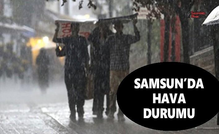 29 Mayıs Samsun Hava Durumu, Samsun'da Hava Durumu