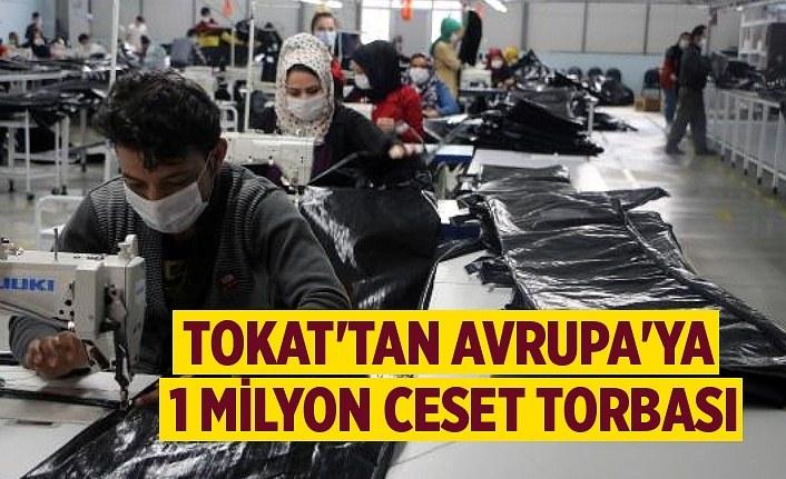 Avrupa'da durum vahim, Türkiye'den 1 milyon ceset torbası gidiyor!