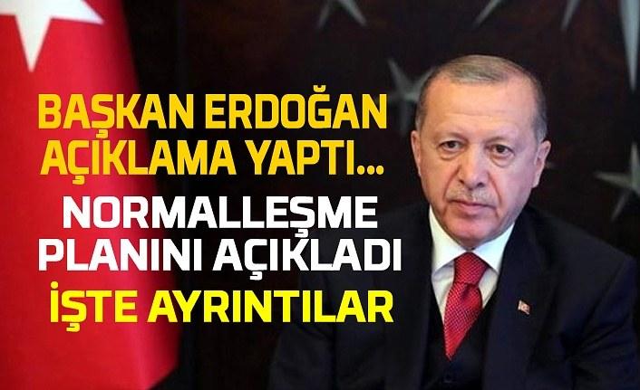 Berberler, AVM'ler o tarihte açılıyor! Başkan Erdoğan açıklama yaptı