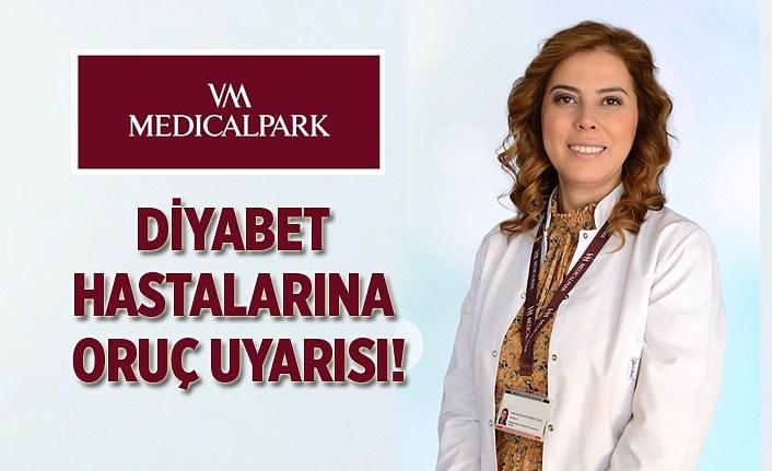 Diyabet hastalarına oruç uyarısı!