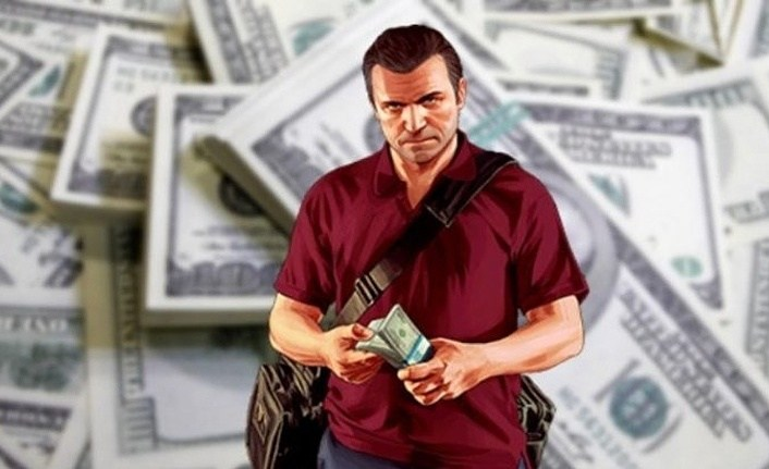 GTA 5 online 500 bin dolar dağıtıyor! Hem de Herkese