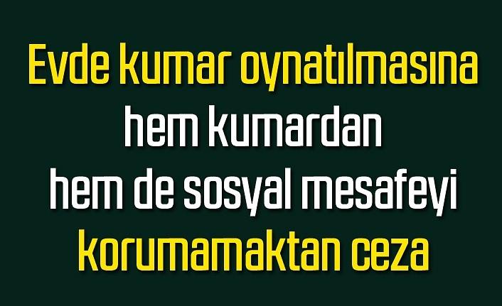 Samsun'da evde kumar oynatılmasına ceza kesildi, kumar oynatmanın cezası ne kadar