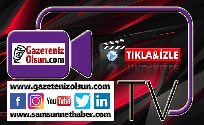 Samsun'da sosyal mesafe uygulanıyor mu? 4 Mayıs Pazartesi Samsun Merkez de durum
