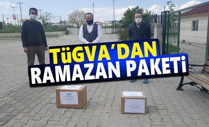 Tügva'dan Ramazan Paketi