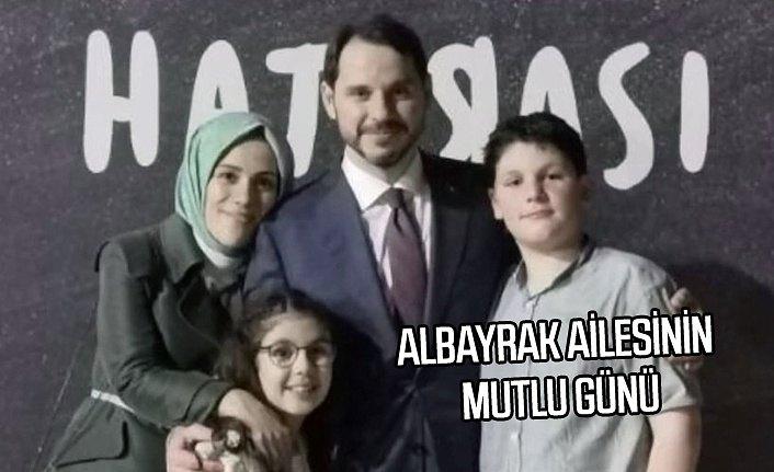 Bakan Berat Albayrak 4. kez baba oldu
