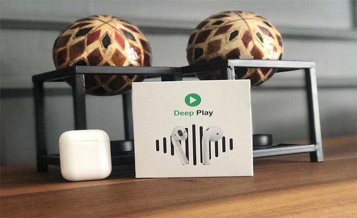 DeepPlay : Uygun fiyatlı Bluetooth kulaklık
