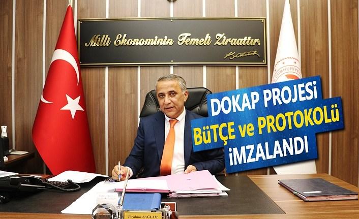 DOKAP Projelerinde Bütçe ve Protokoller Görüşülerek İmzalandı