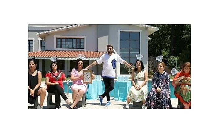 Doya Doya Moda yaz günü sürpriz su oyunu!