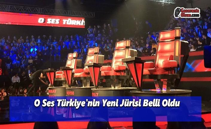 O Ses Türkiye'nin Yeni Jürisi Kim Oldu?