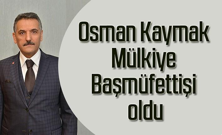 Osman Kaymak merkeze alındı, Osman Kaymak kimdir?