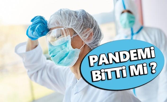 Pandemi Bitti mi? Ahef Soruyor !