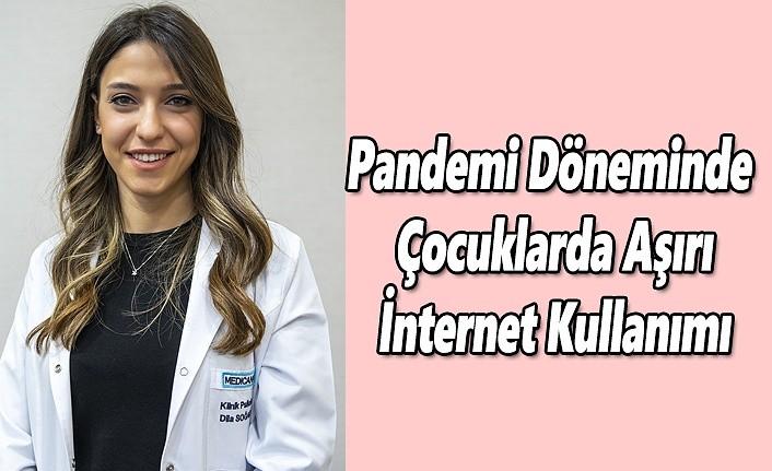 Pandemi Döneminde Çocuklarda Aşırı İnternet Kullanımı