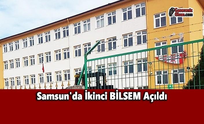 Samsun'da İkinci BİLSEM Açıldı