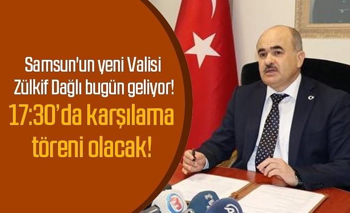 Samsun'un yeni Valisi Zülkif Dağlı geliyor!