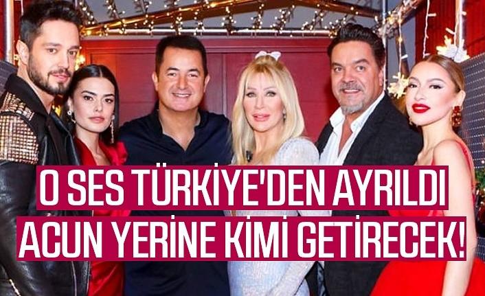 Seda Sayan O Ses Türkiye'den neden ayrıldı? O Ses Türkiye'nin yeni jürisi kim olacak?