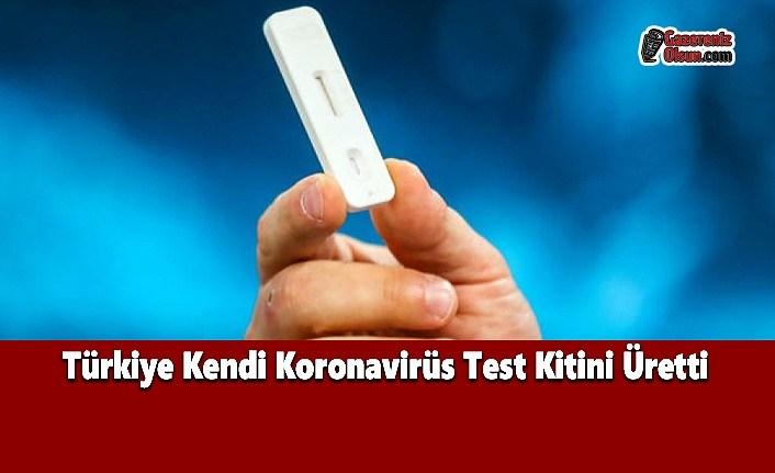Türkiye Kendi Koronavirüs Test Kitini Üretti