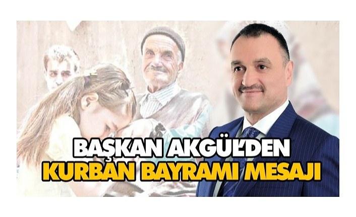 Başkan Akgül'den Kurban Bayramı Mesajı - Salıpazarı Haber