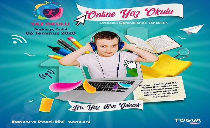 Demir: Tügva Samsun online yaz okulu başlıyor