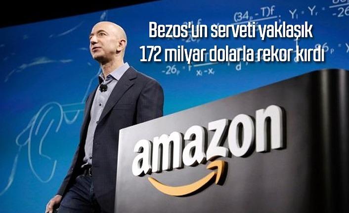 Dünyanın en zengin insanı, serveti rekor kırdı!