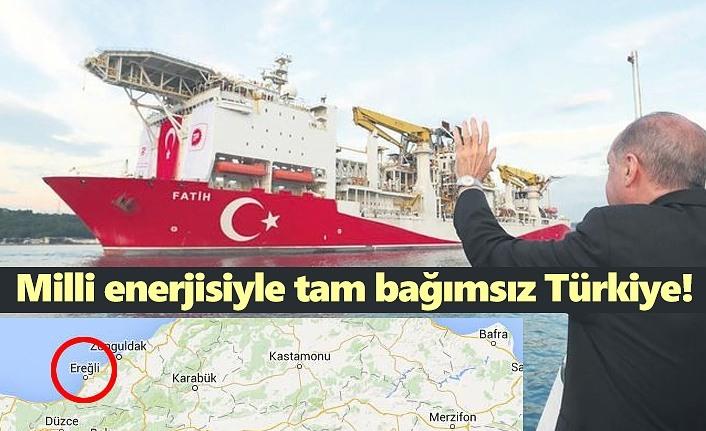 Fatih Karadeniz Tuna 1 lokasyonunda arama yapacak! Tuna 1 lokasyonu nerede