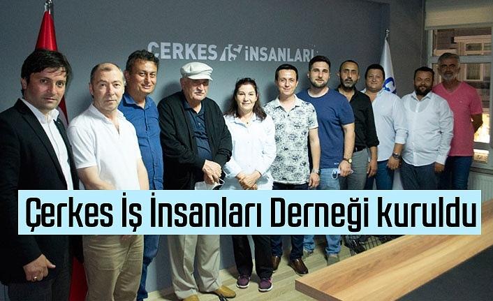 Samsun Çerkes İş İnsanları Derneği kuruldu - Samsun Haber